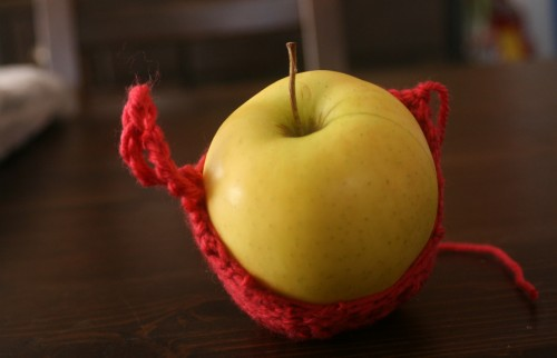 not an apple cozy 2